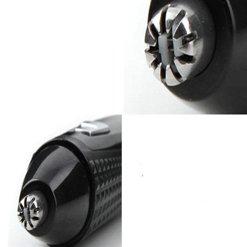 Kemei 3-in-1 naso elettrico ricaricabile regolatore dei capelli Tagliacapelli naso superiore Clipper KM-309 xICVE hairclippersdesign