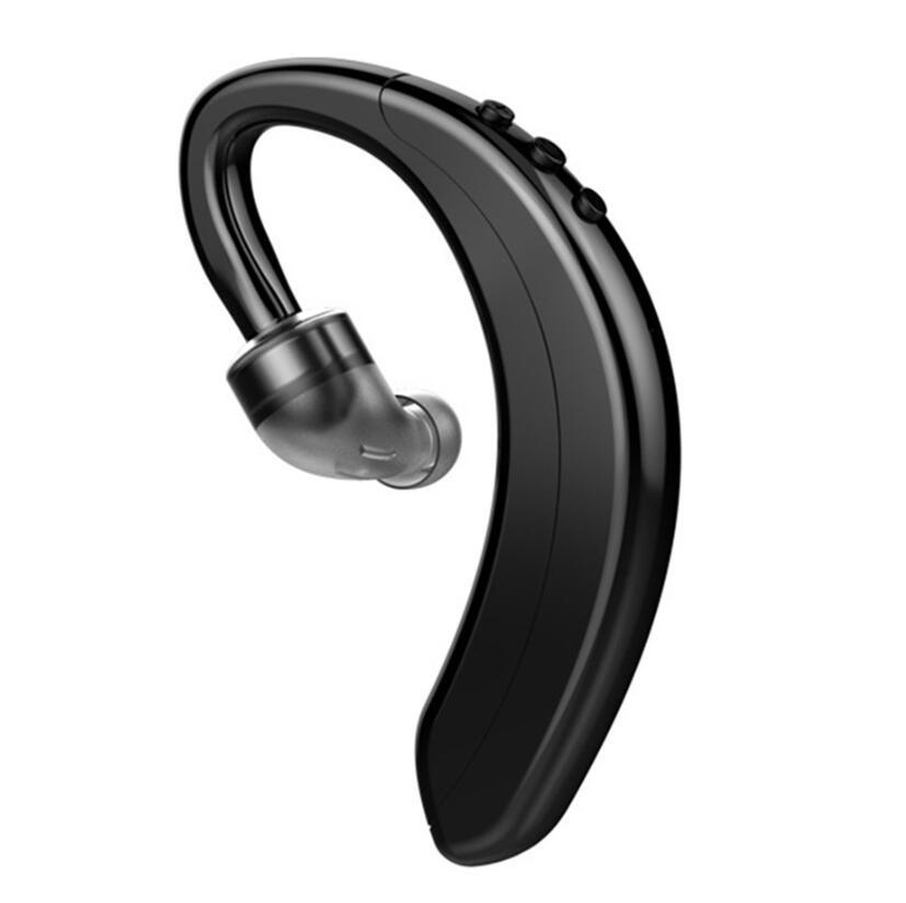 M20 TWS 미니 싱글 헤드셋 블루투스 5.0 스포츠 하이파이 스테레오 이어폰 긴 대기 귀 후크 무선 비즈니스 HD 전화 헤드폰