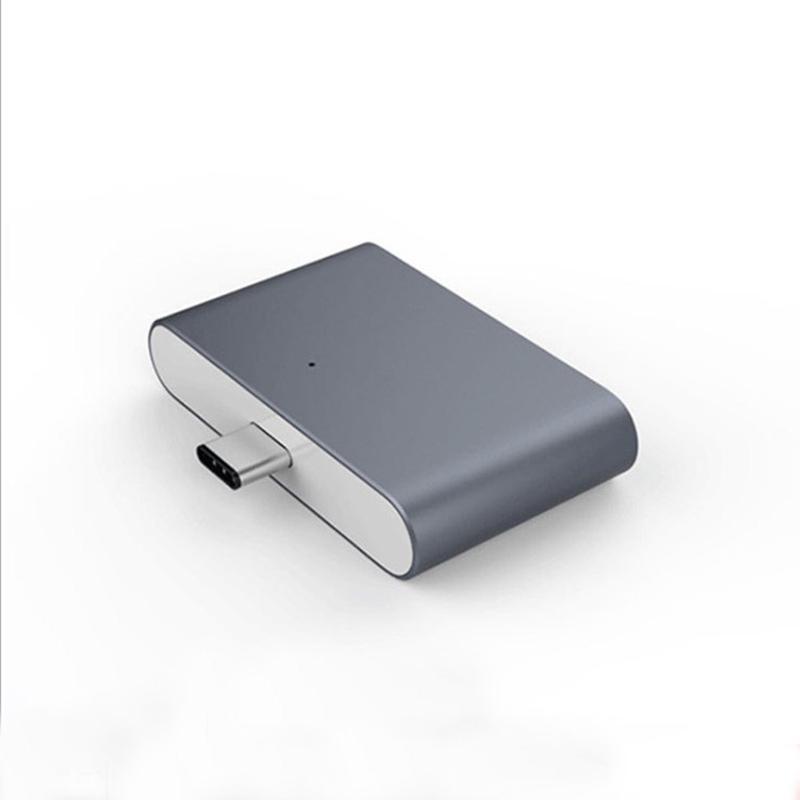 Adattatore lettore di schede di tipo C HUB USB OTG per CF di deviazione standard TF per MacBook Air Samsung Galaxy Note 8 HuaWei Matebook Gadget