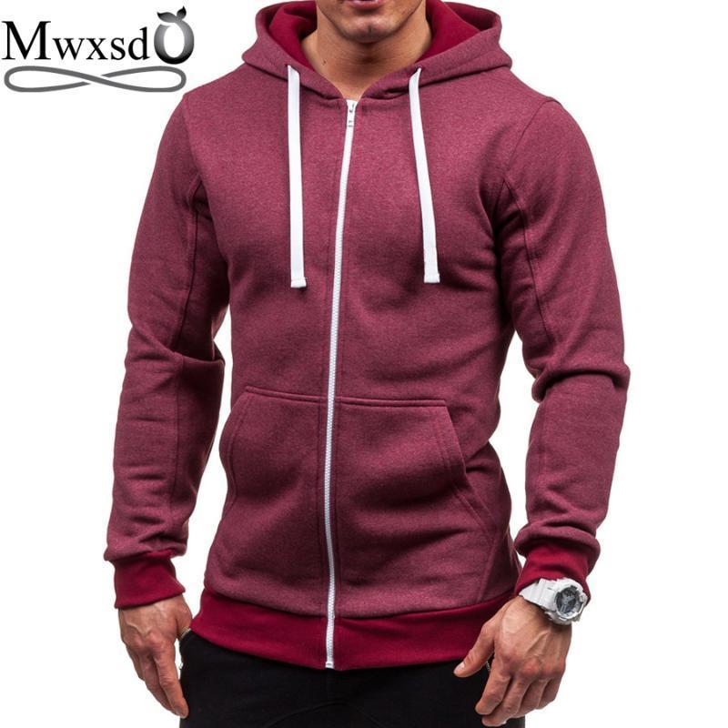 hoodies de mode pour hommes Mwxsd hommes de style japonais remise en forme streetwear hip-hop pull-over Survêtements sweat-shirts à capuchon M-3XL