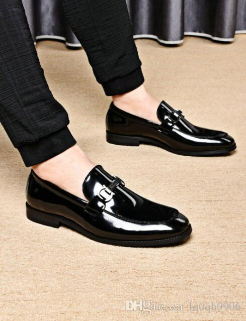 mens shoes suit