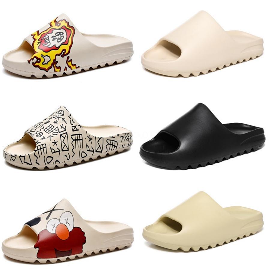 Sandalo tacco alto per le donne gli uomini Block Tacchi punta quadrata beige con tacco Sandali Med fibbia femmina scarpe 2020 del tutto-fiammifero Pvc Women Shoes # 607