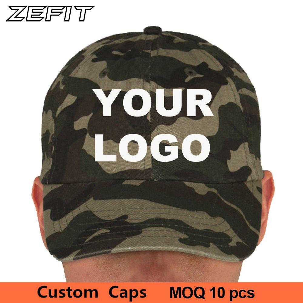 tampão do esporte especial tropas forças equipa sol tênis cor do exército camo cap camuflagem golf viseira moda headwear boné de beisebol chapéu pai personalizado