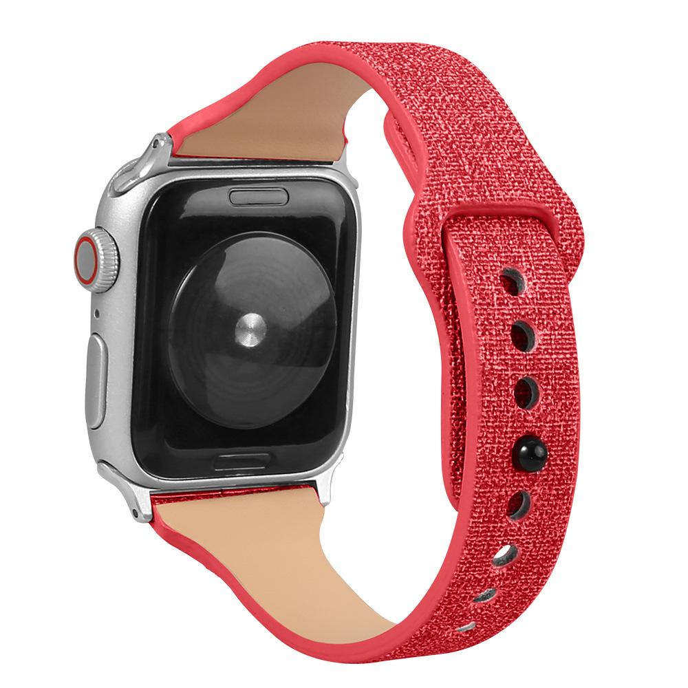 Bracelet Belt Genuine Leather Band For Apple Watch 42mm 38mm 44mm 40mm Strap For Iwatch Series 5 4 3 2 1 Watchband