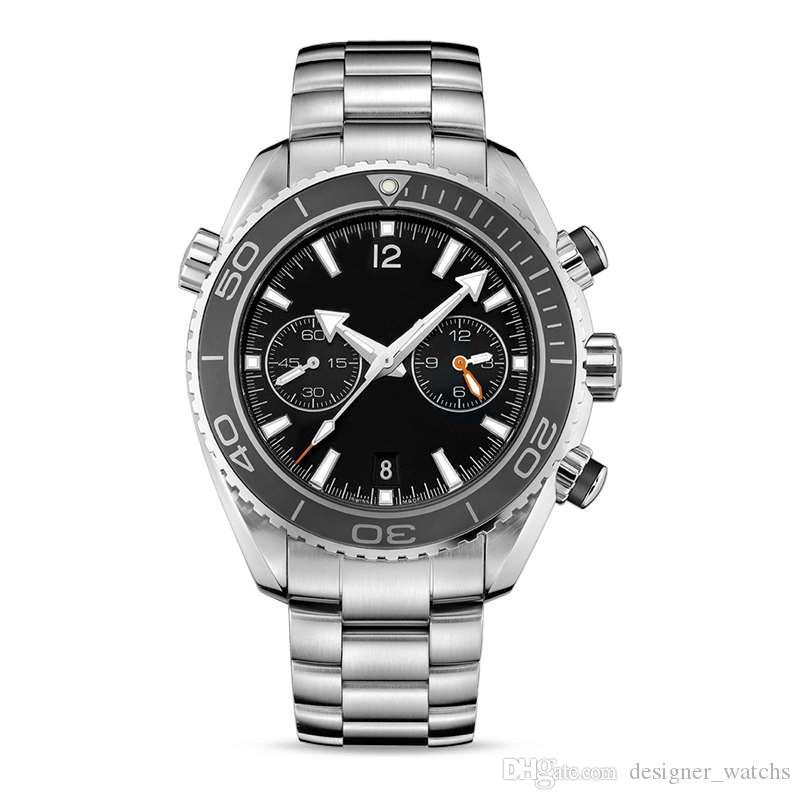 erkek saatler mens watch 600M Skyfall sınırlı james bond daniel craig gezegen okyanus edition izle erkek saatler montre de luxe reloj de lujo