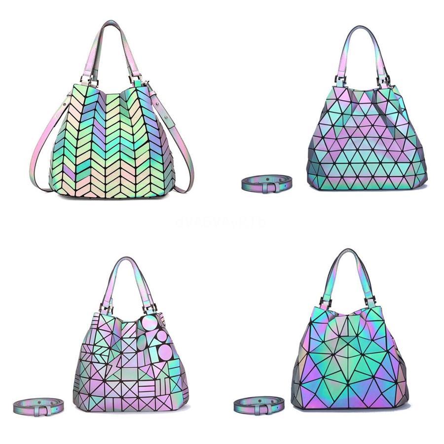 Bag For Women 2020 Luxury Handbag Mulheres Bolsas Designer Sólidos Couro Rosa Branco Amarelo Shoulder Bag Sac A principal alta Qgvyvy # 818