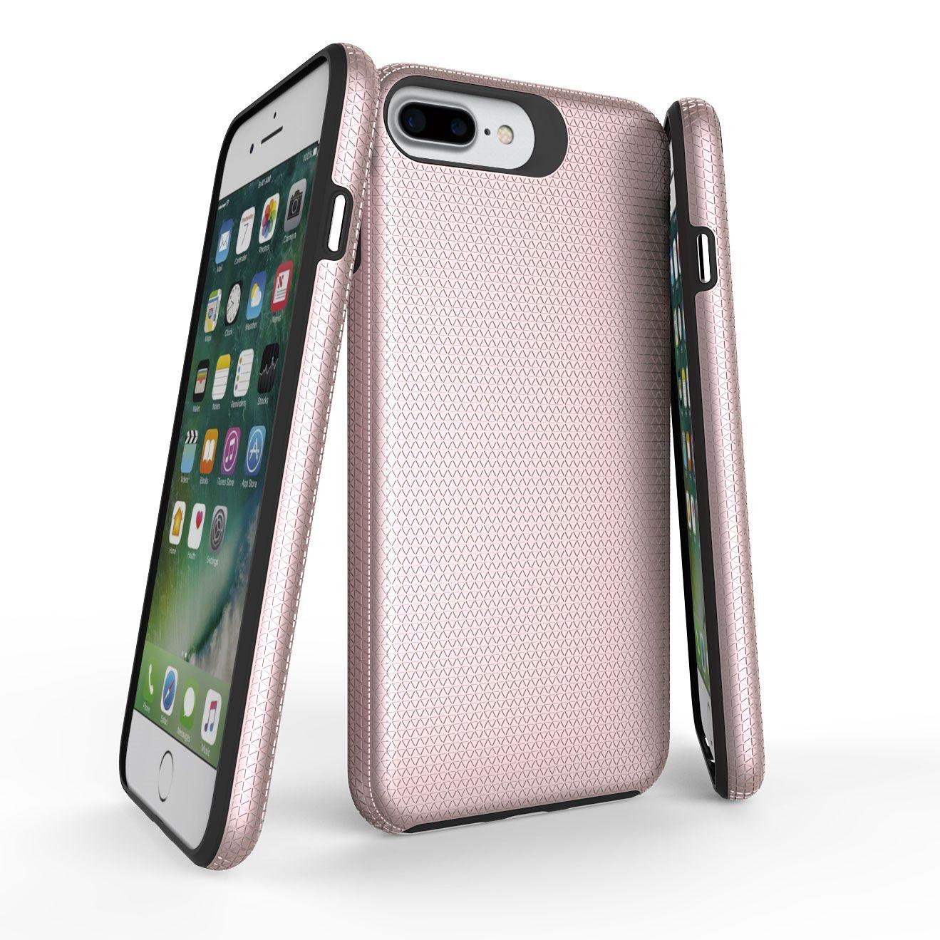 Funda de armadura de doble capa para Samsung Galaxy S10 5G S10e iphone 6 6s 7 8 Plus X Xs Max XR Cubierta de metal incorporada