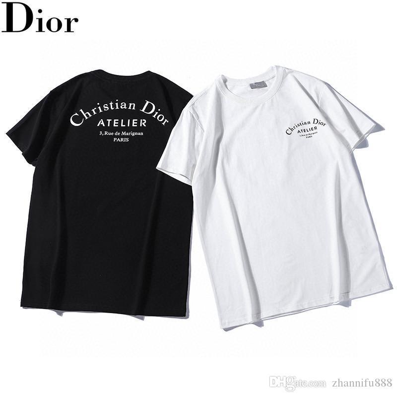 erkek havlu yakışıklı Nefes Gevşek versiyonu kesme işlemi Kısa kollu küçük arı tişört priting için 20ss erkek Klasik lüks tişörtleri