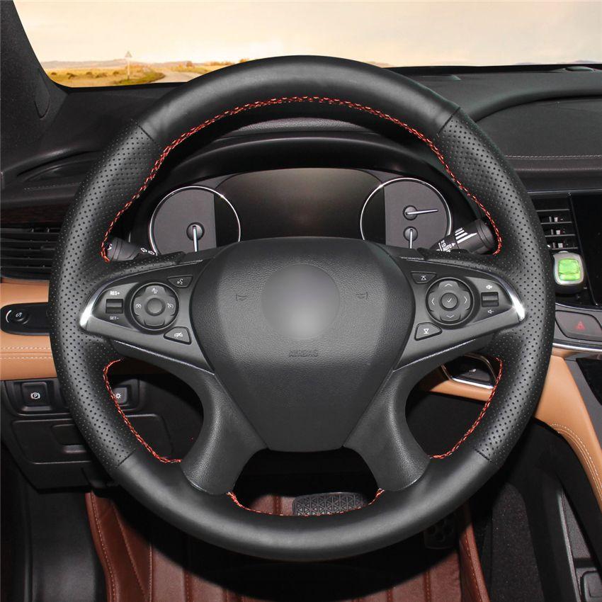Auto volante Copertura a mano stitc? H sulla decorazione di interni Wrap Copertura dell'automobile per Buick Lacrosse 2016