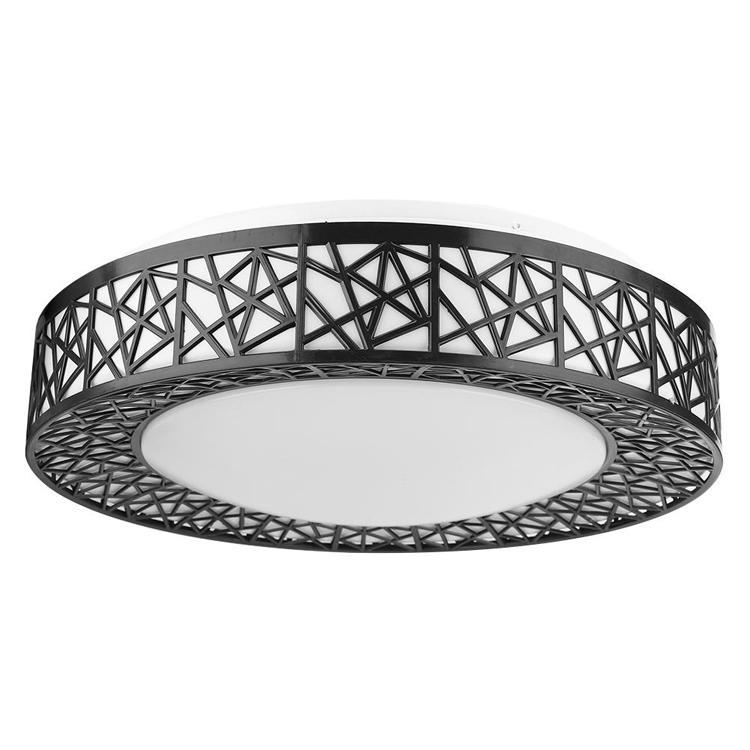 2020 Amazon best seller office living room morden net design lamp wifi smart tuya app on-off led ceiling light