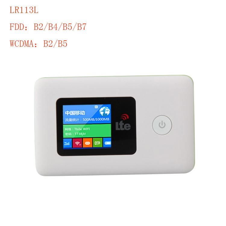 Горячие продажи 4G LTE FDD Слот SIM-карты мобильного WiFi Hotspot разблокирована Карман 4G LTE Беспроводные маршрутизаторы