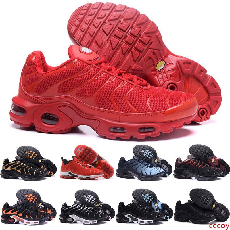 2019 Mens Running Shoes Designer triplo amarelo Vermelho Azul Preto homens exterior Ténis Treinador Desportivo Sneaker Andando Athletic Shoes Runner