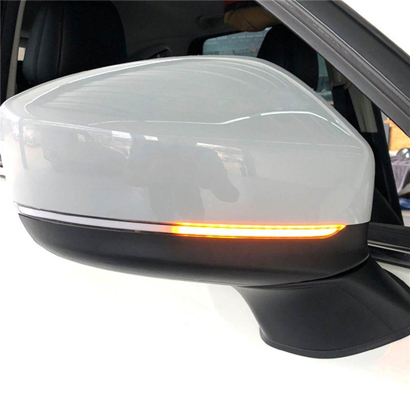 الجناح الجانب الباب مرآة الرؤية الخلفية متسلسل الوامض led التالية تتحرك أضواء بدوره إشارة ديناميكية مصباح رحلة لمازدا cx5 cx-5 cx8 cx-8