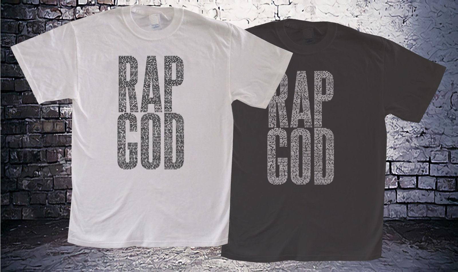 Women Men Casual 3D Music Rap God Eminem Printed T-Shirts Short Sleeve Tees Tops