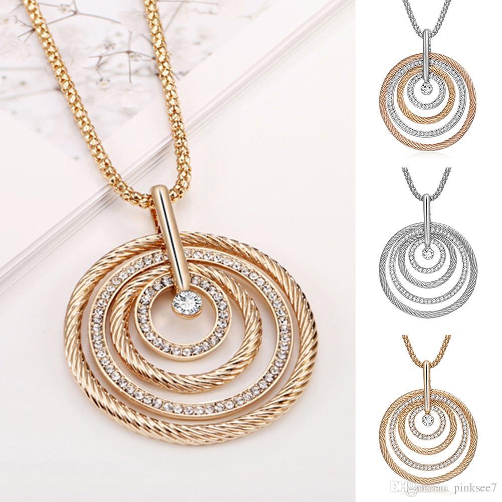 Fashion Jewelry Lady Square Crystal Photo Frame Pendant Floating Locket Necklace