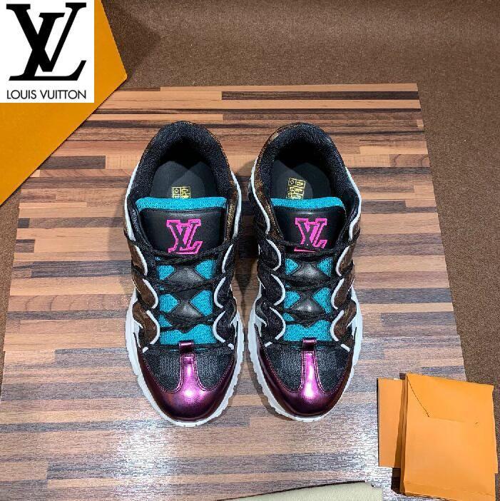 cordones Chenfei2 KV6B tela y goma flexible del zigzag de vestir zapatillas de deporte de los hombres hebillas Cordón-UPS Botas Sandalias Zapatos de los holgazanes mocasines