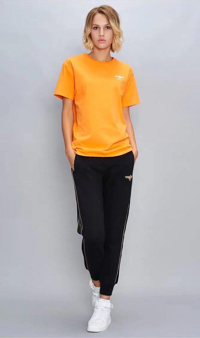 Designer Jogginghose Frauen Haremhosen beiläufige kurze Hose empfehlen Lieblings-Mode gehetzt 2020 neuen beiläufigen Charme XG8G
