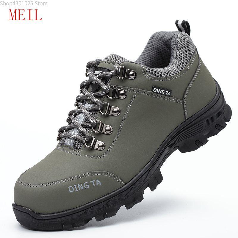 2020 Men Steel Toe Safety Shoes For Men