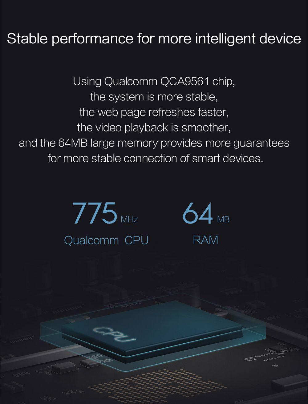 New Original Xiaomi Mi Router 4Q 3 Antennas Blue Wireless 2.4G 802.11bgn 450Mbps APP Control 64M ROMRAM Wifi Wireless Routers-5