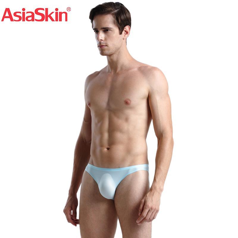 slips ultra bas mens emballés intérieur mince Ropa sexy hommes hombre sous-vêtements hommes sans couture cuecas heren glisse transparant culottes T200511