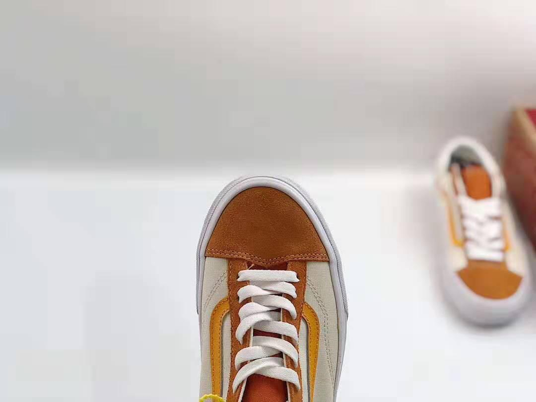 scarpe furgoni in stile americano