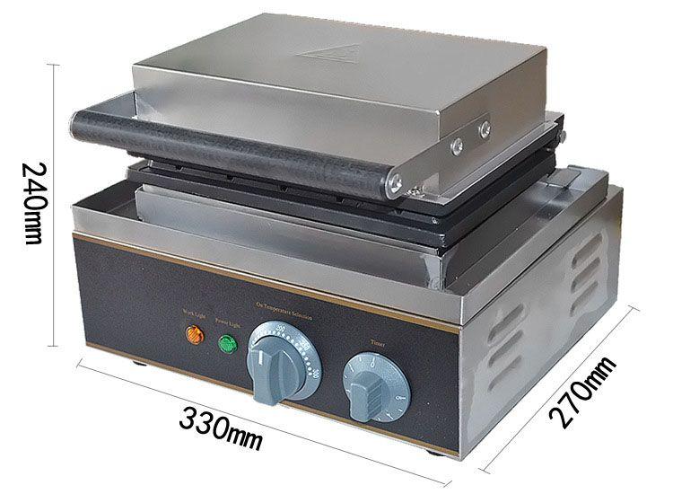 110V تجاري / 220V هوت دوج آلة الهراء المصاصة هوت دوج سجق المواصفات هوت دوج الهراء صانع استخدام الكهربائية