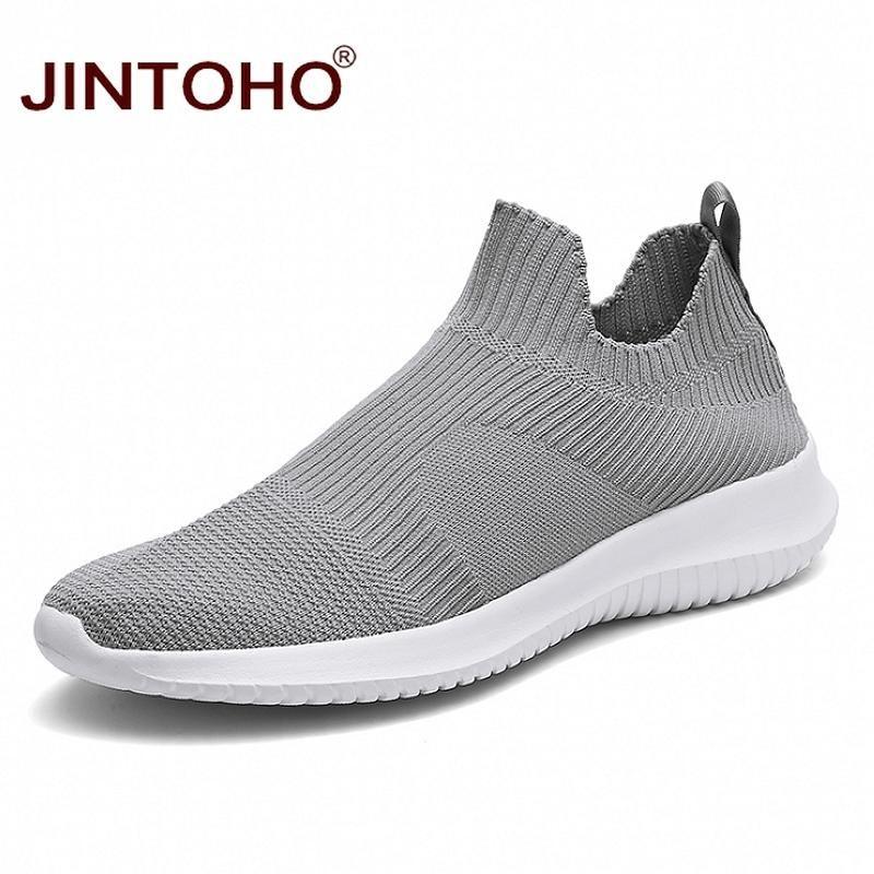 JINTOHO Summer Fashion Men Sneakers