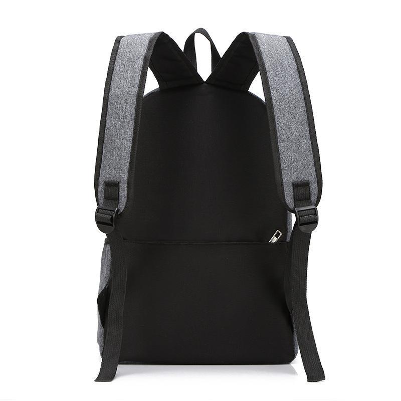 Сумка унисекс школа рюкзак корейский 2021 мужской рюкзак мощность ноутбука ноутбук женский высококачественный bagpack черный oxford большая jqxma