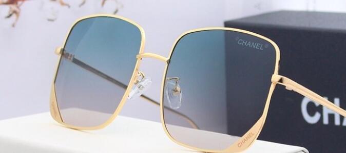 Yeni 2020 erkek ve kadın moda sürücü yüksek çözünürlüklü geniş çerçeve polarize lens güneş gözlüğü
