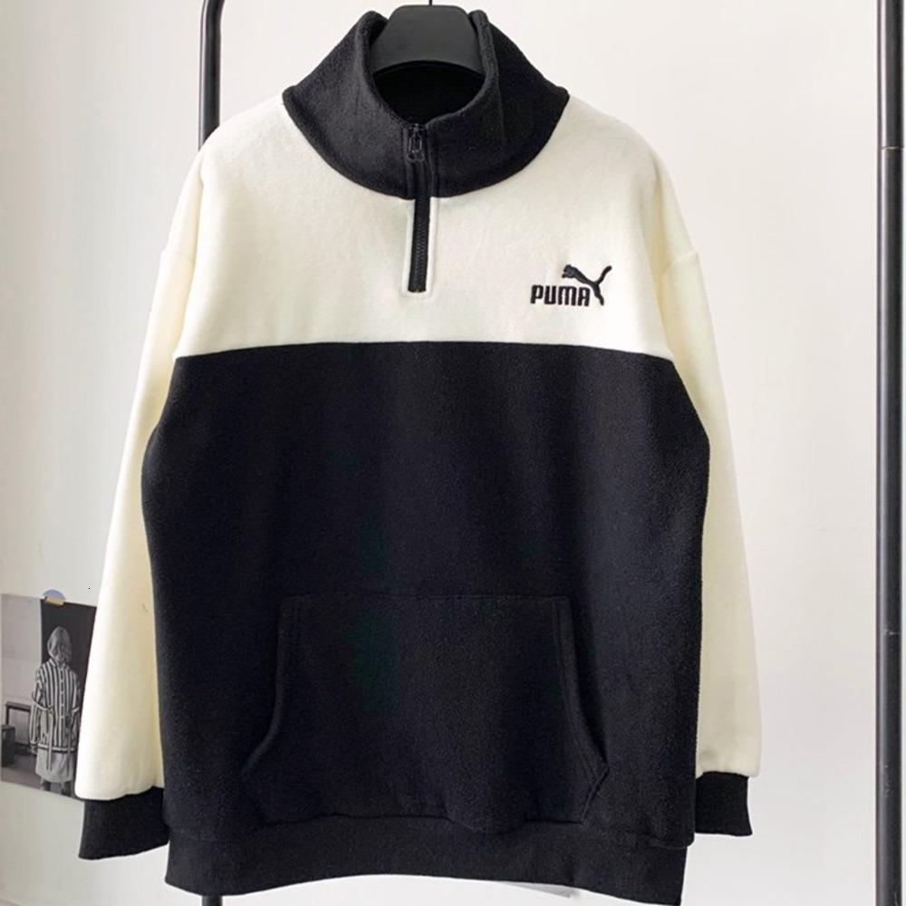 Frauen Pullover Art und Weise beiläufige Pullover Größe one size bequeme warm WSJ000 # 112374 lucky06