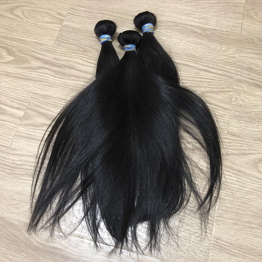 BeautystarQualité Vircule Plein Cuticle Simple Donateur Rausse Malaisien Indian Heart Height Height Hair Drawn Traire Extensions