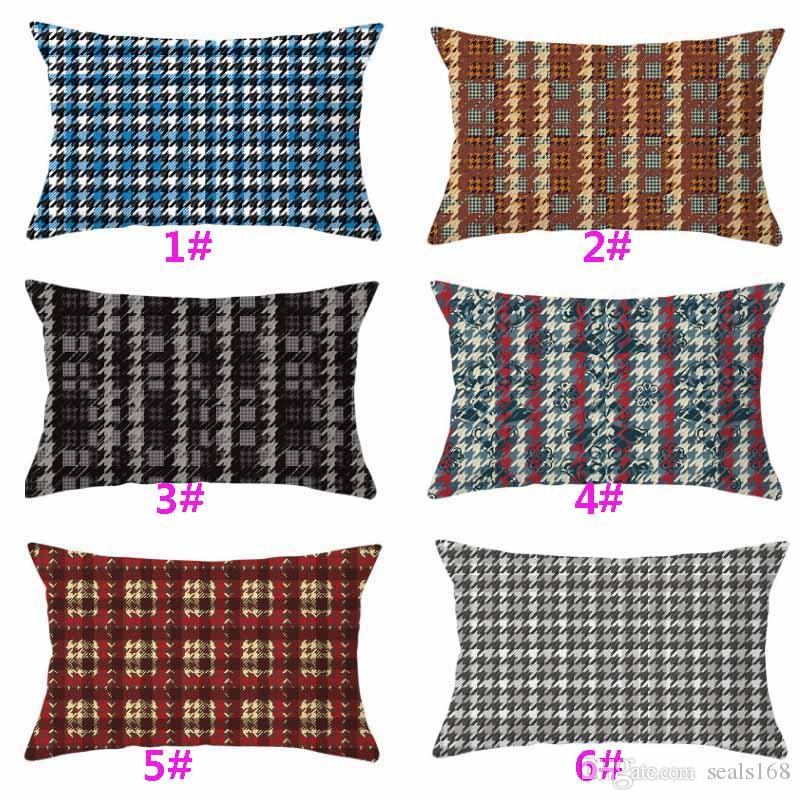 "Purple Velvet Suede Decorative Throw Pillow Cover//Cushion Cover 12x20/"""