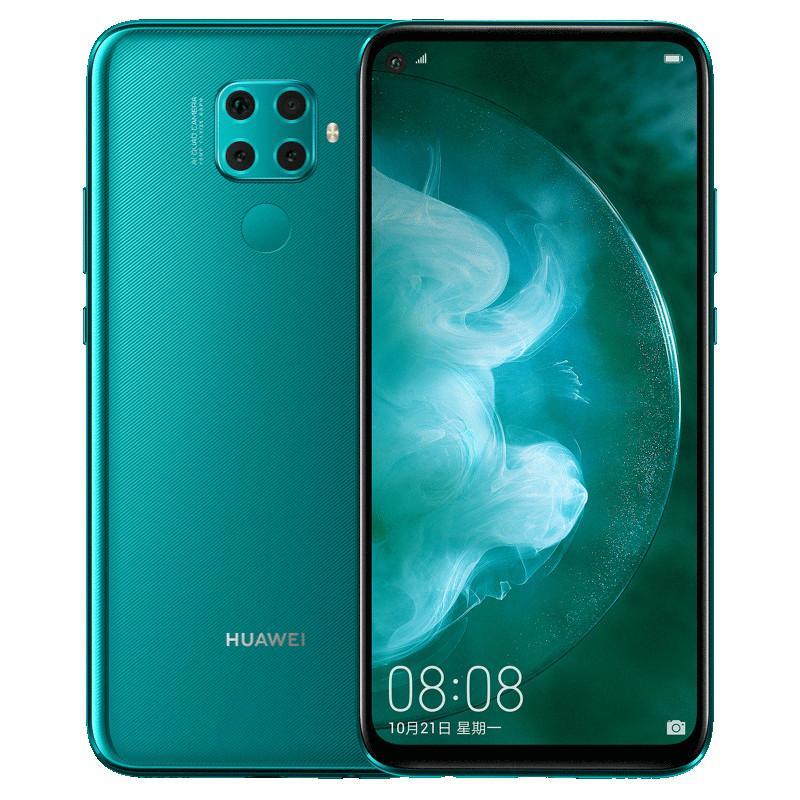 """Оригинальный Huawei Нова 5Z 4G LTE сотовый телефон 6GB RAM 64GB 128GB диск Кирин 810 окта Ядро 6.26"""" Полный экран 48MP лица ID отпечатков пальцев Мобильный телефон"""