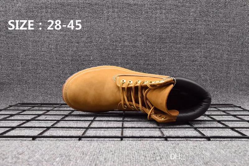 Compre Botas De Cuero Genuino Hombres Mujeres Botas De Nieve Botas Casuales Martin Venta Al Por Mayor Zapato De Marca De Moda A $130.02 Del