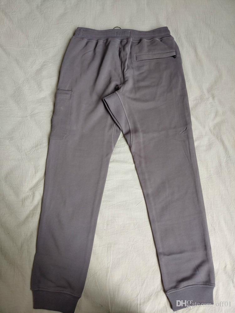 Lusso europeo Sweatpant Partita pantaloni casuali delle coppie di modo comodo donne e mens del progettista Pantaloni HFWPKZ111