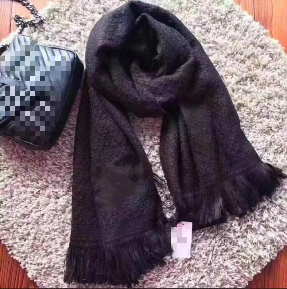2020 nouvelle écharpe en cachemire pour les hommes et les femmes automne chaud et doux châle cachemire châle longue écharpe d'hiver Livraison gratuite