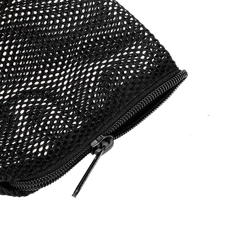 Acessórios de Caça ao ar livre Munição Latão Shell Catcher Malha Armadilha Saco de Malha Captura Bolsa De Caça Preta