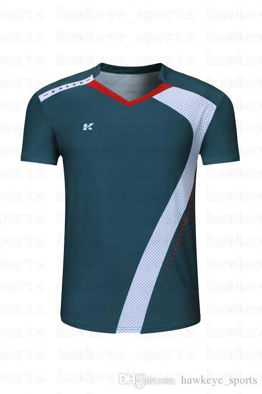 мужчины одежда быстросохнущие продаж Горячие Высочайшее качество мужчин 2019 с коротким рукавом футболки удобный новый стиль jersey1739