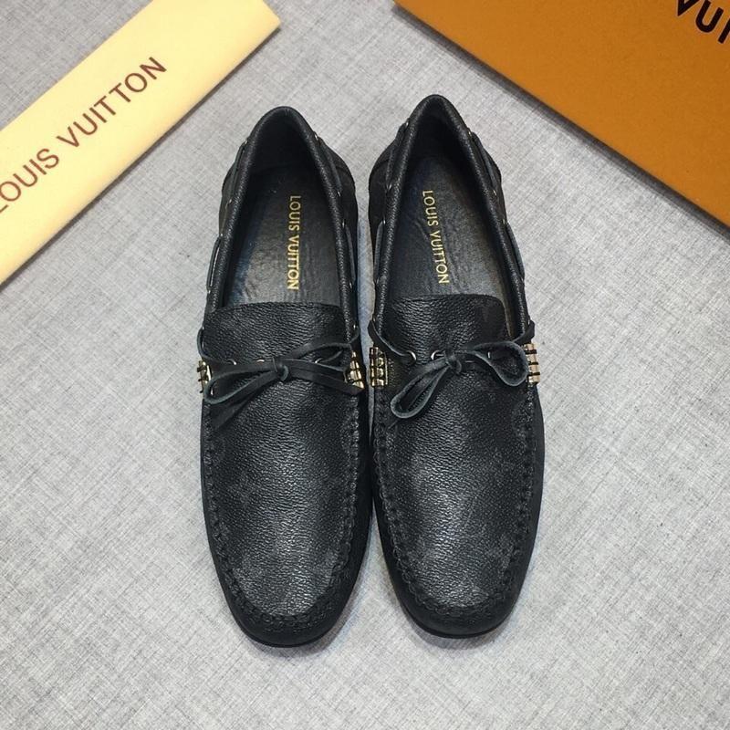 iduzi 4 Modell Italienisch Luxuriöse Marke Top-Lederschuhe Männer echtes Leder-Party Trendy Statement Brown Black Men s Größe 38-44