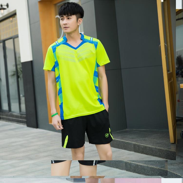 Conjunto deportivo hombre Hombre y mujer Running Fitness traje de gimnasio 5-2
