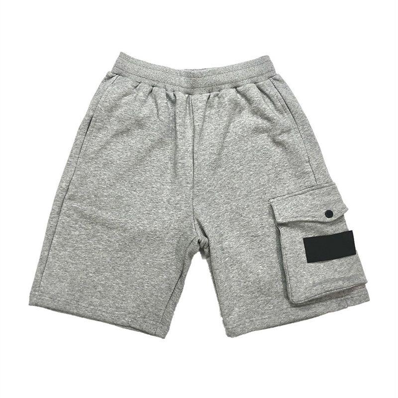 Мода Новые мужские шорты лета Mens высокого качества Твердые цвета Спортивные штаны Стилист Мужские короткие штаны M-2XL