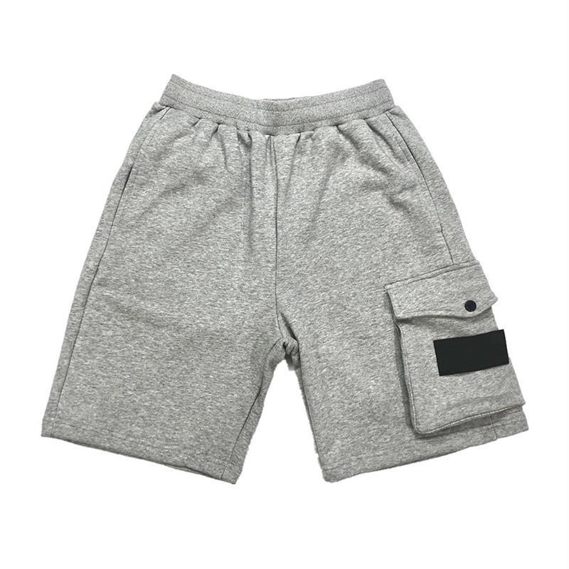 Art und Weise neue Mens Shorts Sommermens-Qualitäts-Solid Color-Sport-Hosen Stylist Herren kurze Hosen M-2XL