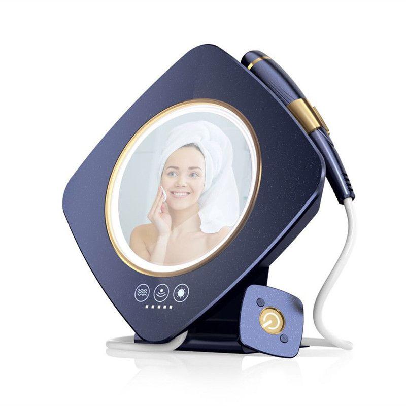 Nouveau Portable Magic Eye RF Machine Infrarouge Vibration Peau Serrage Enlèvement Des Rides Soins Du Visage Soulever Spa Usage Domestique Facial Beauté Instrument