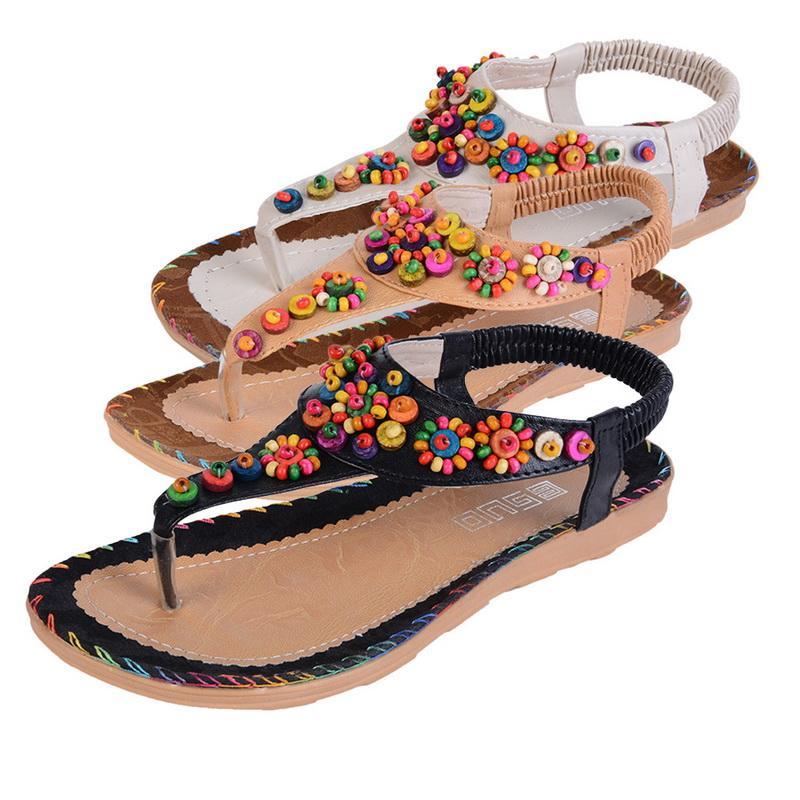 Oeak Womens Fashion Sandals Summer Women Sandal Bohemia National Flavor Shoes Woman Wear Resisting Women Shoes Cheap Sandals Summer Sandals From Rose600 29 85 Dhgate Com