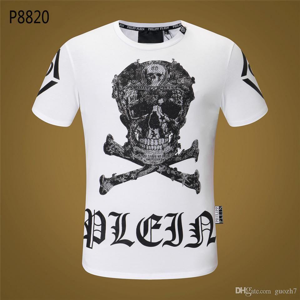 Sullen Clothing Death Machine Tattoo Skull Men's Short-Sleeve Crewneck T-Shirts