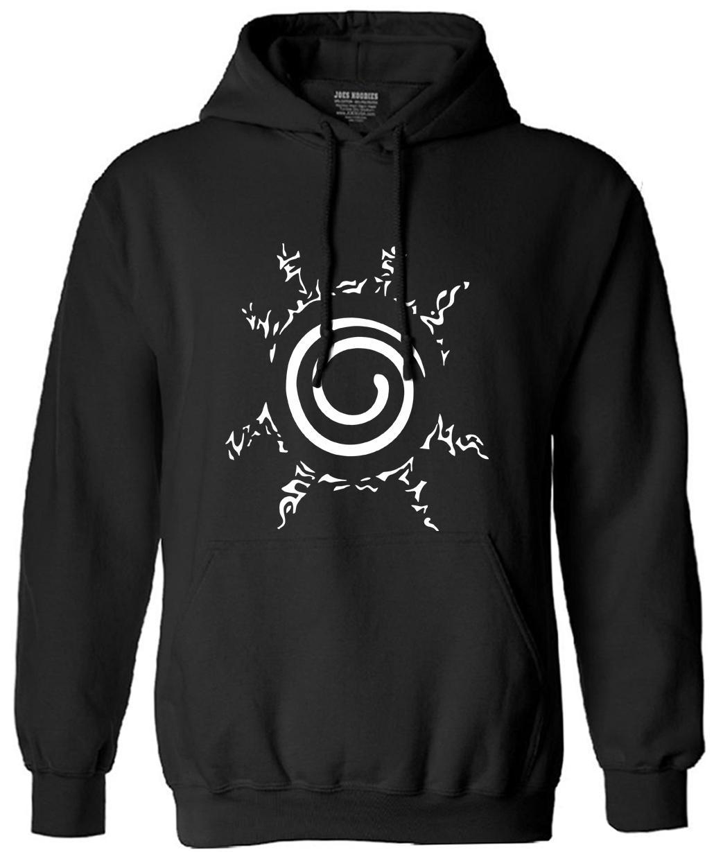 komik sonbahar sıcak anime sweatshirt erkekler kan gençlik Uzumaki Naruto Moda marka giyim hip hop spor erkek hoodies