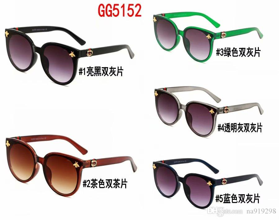 En Kaliteli marka Güneş Gözlüğü Güneş Gözlüğü Vintage Erkek Altın Çerçeve Güneş Gözlükleri Kadınlar