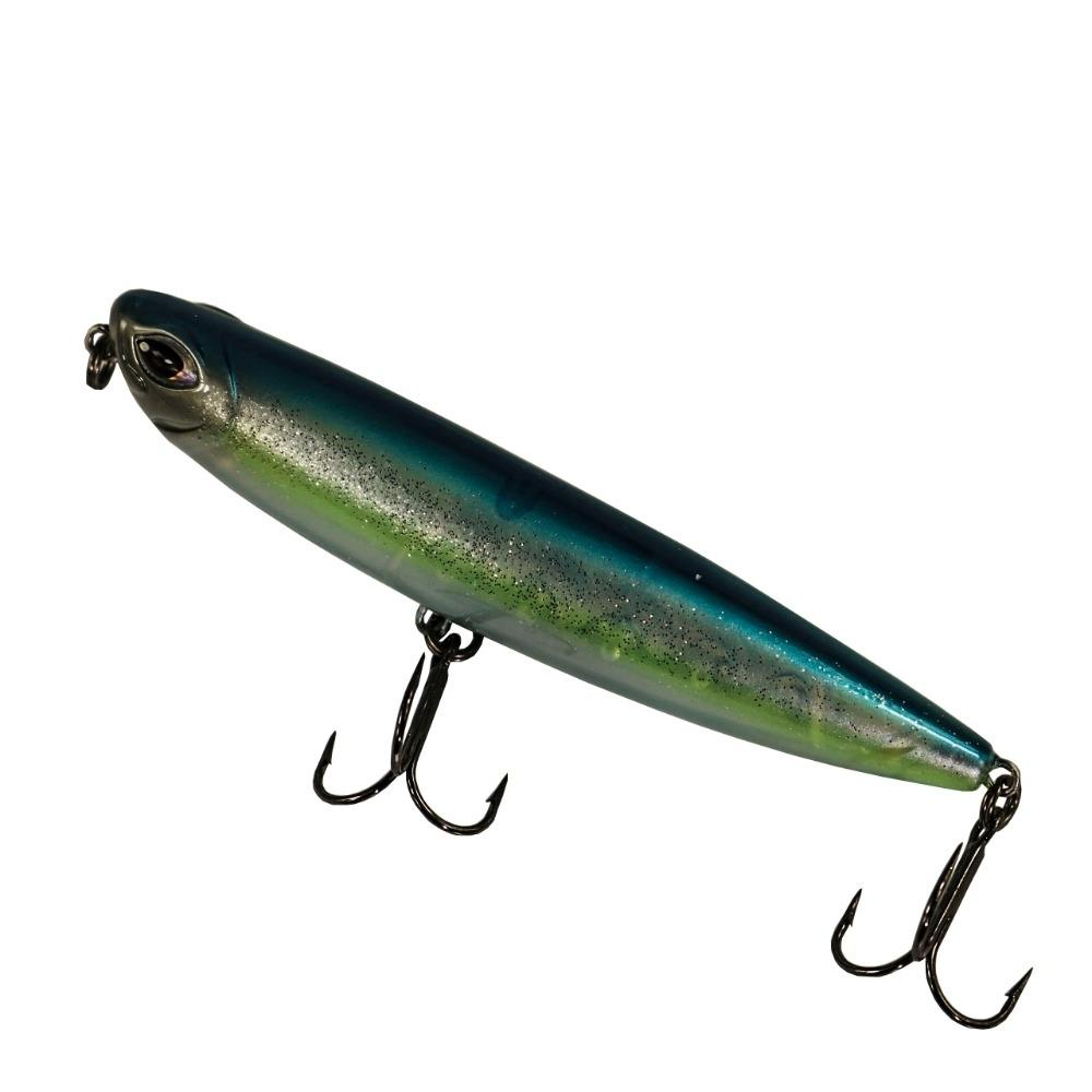 BassLegend-Fishing Saltwater Lure Topwater Surface Pencil Bait Sea Bass Pike Lure Walk The Dog 120mm/26g T191017