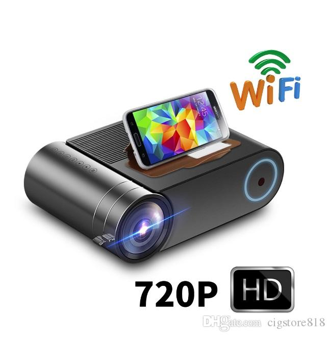 YG420 Full HD Projector 3800 Lumens Home Theater Video Beamer Proyector HDMI VGA AV USB with gift