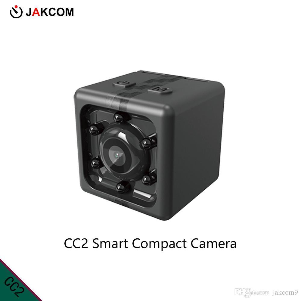 JAKCOM CC2 Kompakt Kamera Yılında Sıcak Satış Spor Eylem Video kameralar olarak yapay penis piller kameralar ip68 akıllı izle